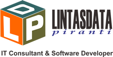 Lintas Data Piranti IT Consultant Logo